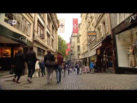 Lausanne in der Schweiz   Euromaxx City