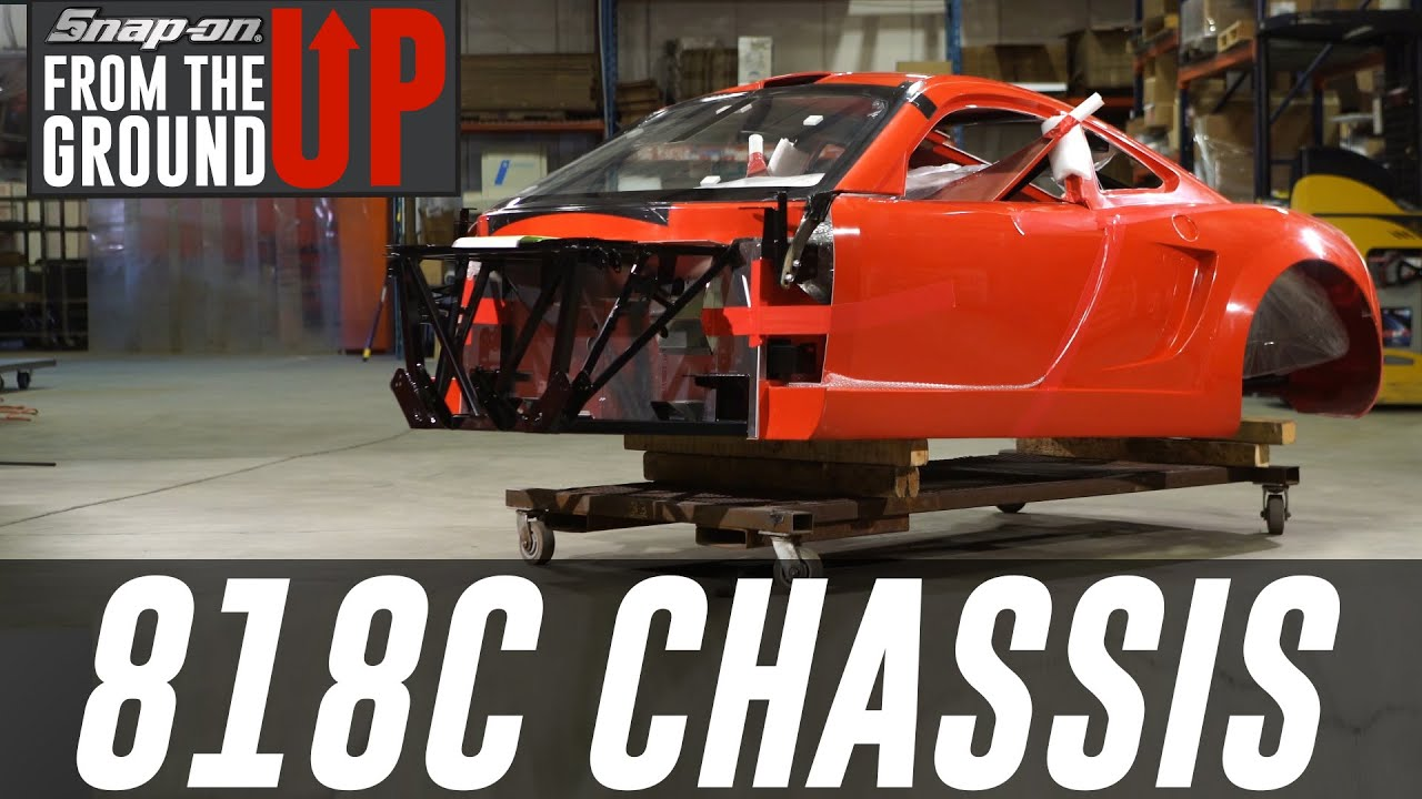 Download The First-Ever 818C w/ Factory Five (Part 1)- Snap-on® Tools From The Ground Up