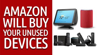 Amazon Trade-In - Get Cash Back For New Devices From Your Used Devices
