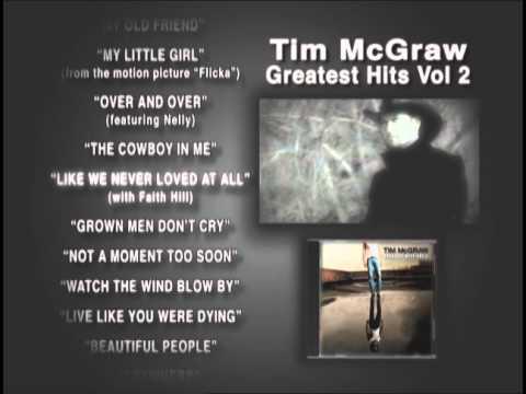 Tim mcgraw greatest video hits