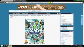 Descargar los Sims 3 ¡Menuda Familia! Full Iso.