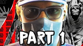 WATCH DOGS 2 Gameplay Walkthrough Part 1 - PS4 PRO FULL GAME 2.5+ HOURS!! (Intro / Mission 1 1080p)