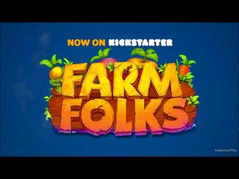 Farm Folks on Kickstarter! - Trailer - First Look - Gameplay