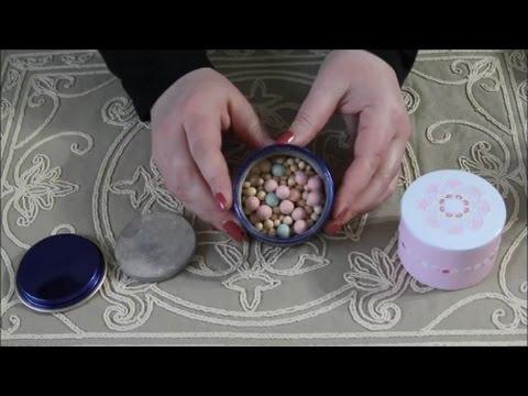 ASMR Makeup ~ Two New Guerlain Meteorites! ~ Soft Spoken