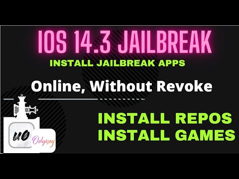 How to Jailbreak iOS 14.3- iPhone 12 Pro - Install unc0ver, Odyssey with  Pikzo Repo Extractor