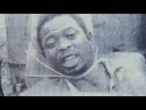 Download LAWRENCE ANINI | One of Nigeria's most notorious armed robber in the 1960
