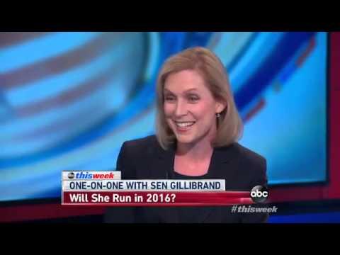 Kirsten Gillibrand `This Week` Intervie
