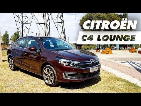 Citroën C4 Lounge 2019 avaliação | Primeiro Contato | iCarros