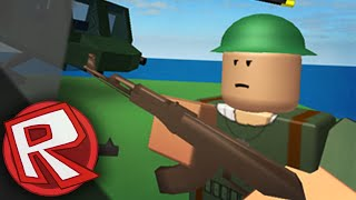 Speed Run! | Military Training Obby Course (ROBLOX)