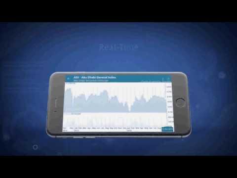 Abu Dhabi Securities Exchange Smart App