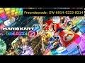 Mario Kart 8 Deluxe mit Haggi vom 24. Januar