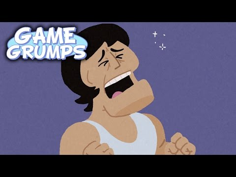 Game Grumps Animated - Craig Penderson - by Carl Doonan
