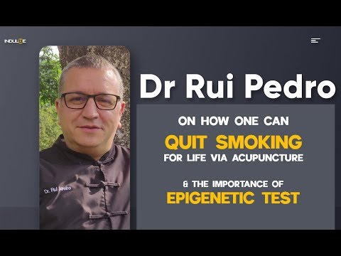 Health: Dr.Rui Pedro says Electro-Acupuncture can Help You Quit Smoking for Life | Interview