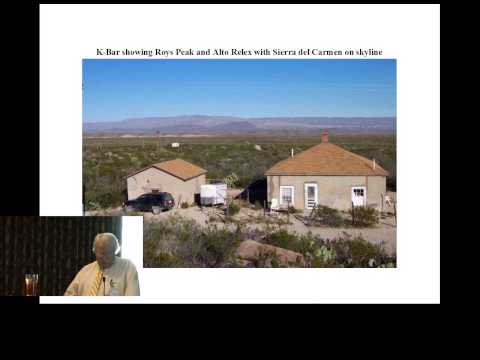 Roger Cooper- Guide to the Late Cretaceous Big Bend Texas
