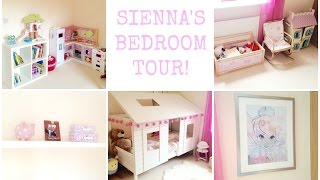 Toddler's Room Tour!   Kerry Dyer