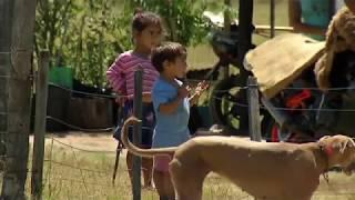 Uruguayos que viven sin agua corriente: la situación en Pueblo Heriberto