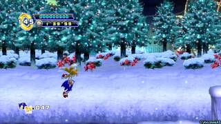 Sonic the Hedgehog 4: Episode 2 PS3 - [Part 2 ~ White Park Zone + Boss 2: Metal Sonic]