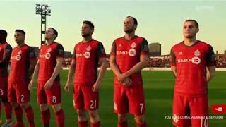 Toronto Vs Chivas/ LA FINAL juego de ida, Concachampions 2018 xbox game