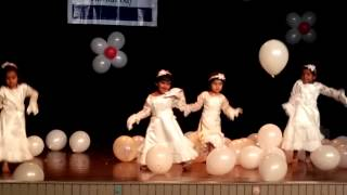 Vaibhavi School Day 2015 - Awara Bhavre