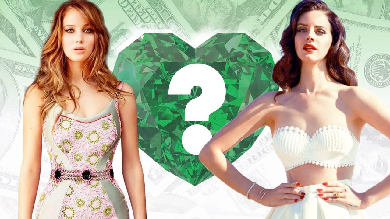 WHO'S RICHER? - Jennifer Lawrence or Lana Del Rey? - Net ...