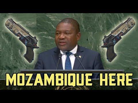 Mozambique Shotgun Know Your Meme