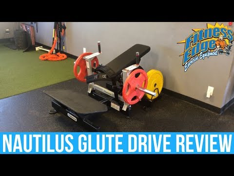 Nautilus Glute Drive Review- BIG Innovation In Fitness Industry