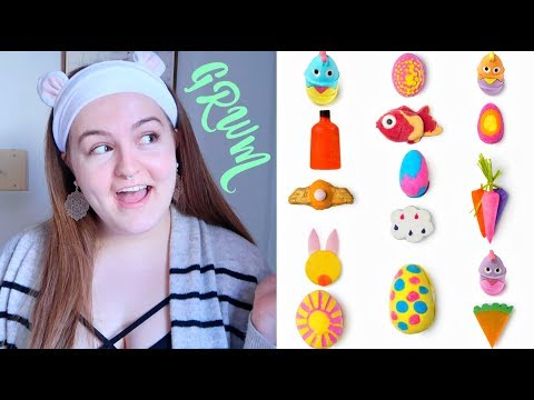 Lush Easter + Summit Exclusives 2018 Thoughts! | GRWM