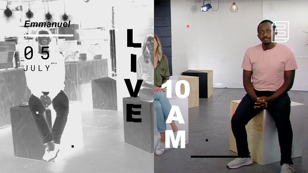 Emmanuel Live Online Service // 10am Sun 5 July 2020 Cover Image