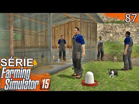 Farming Simulator 2015 - Criação de Coelhos e Mapa Novo #87