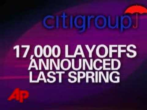 Citigroup Posts Largest-Ever Loss