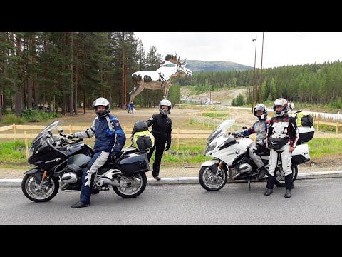 Moto Trip 2017 Norway (Atlantic Road)