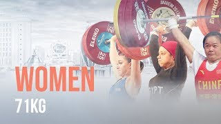Ashgabat 2018 Highlights | Women 71kg