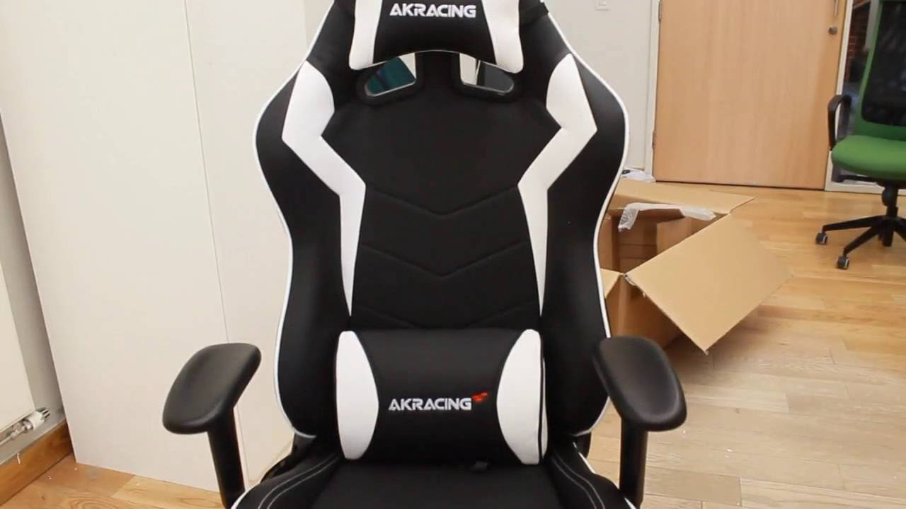 Daveplayscouk Akracing Octane Unboxed And Built By
