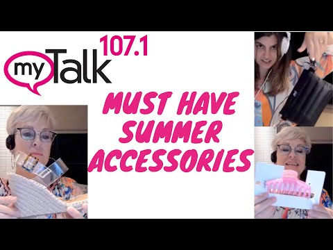 Lori and Brittany go through some of the hottest #summeraccessories!