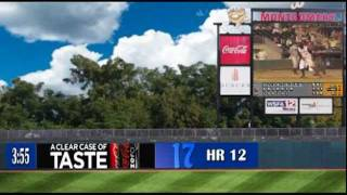 Montgomery Biscuits New Board