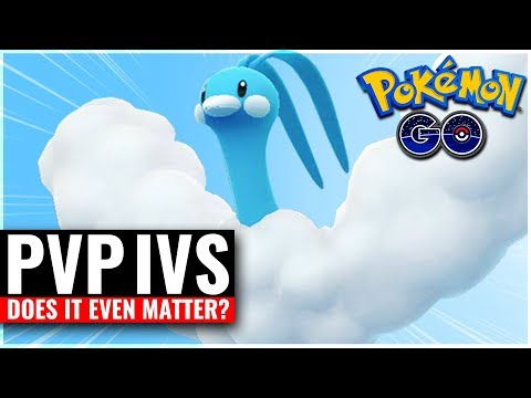 PVP IVS - HOW TO CALCULATE and DO THEY MATTER? | Pokémon GO - YouTube