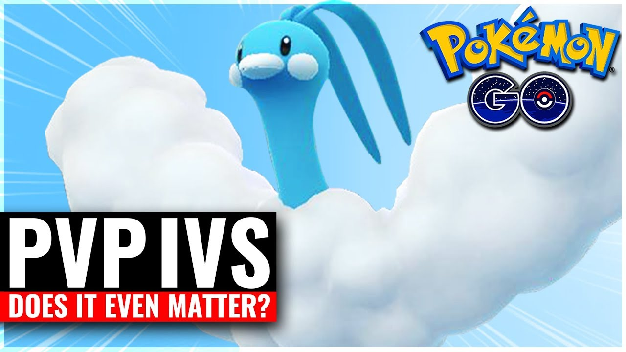 PVP IVS - HOW TO CALCULATE and DO THEY MATTER? | Pokémon GO