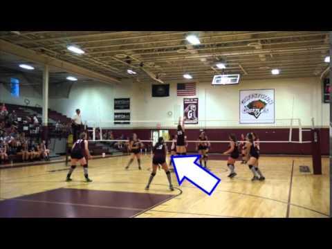 Kayleen Bertrand High School Volleyball Highlights Class of 2016