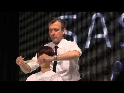 Hair Show - Sassoon at ISSE 2013 Long Beach