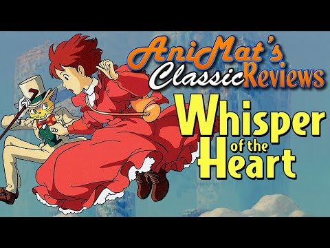 Whisper of the Heart - AniMat's Classic Reviews