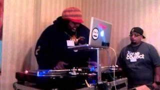DJ MARK LUV AT WEST COAST FUNK FEST!