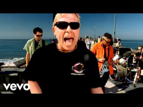 The Offspring - Original Prankster (Official Music Video)