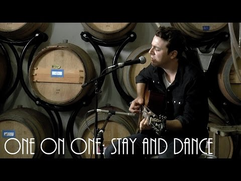 ONE ON ONE: Joe Pug - Stay And Dance April 24th, 2016 City Winery New York