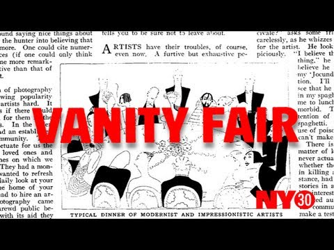 Blood Over Manhattan - Vanity Fair Magazine