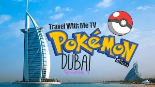 POKEMON GO RARE POKEMON HUNT IN DUBAI!!