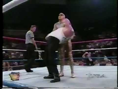T.L. Hopper vs Goldust [1997-02-23]
