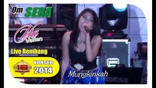 "Via Vallen ft. Om Sera .. Jamannya Awal Rilis Lagu "" Selingkuh ""  (Live Konser Rembang 5 Maret 2014)"