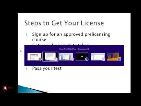 How to Get an Insurance License in Florida