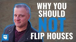 3 Reasons Beginners SHOULD NOT Flip Houses!