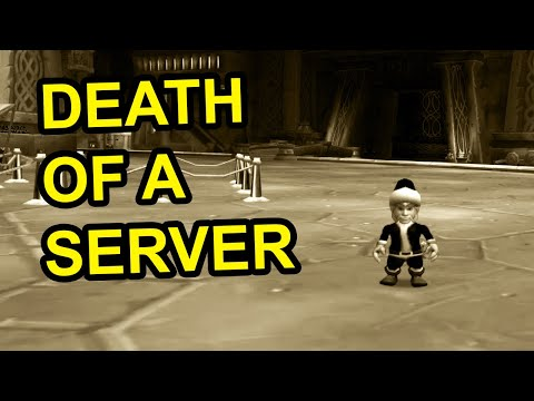 Death Of A Server: Flamelash EU